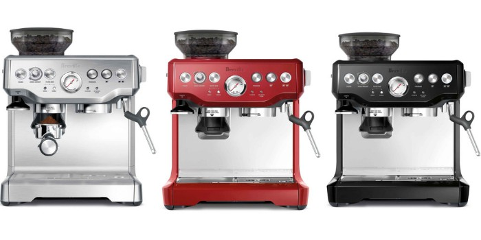 Breville Barista Express BES870XL Design and Colors