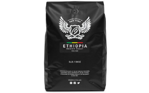 Browny Ethiopia Yirgacheffe Roasted Coffee Whole Beans