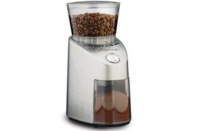 Capresso Infinity Conical Burr Grinder (Stainless Steel)