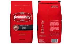 Community Coffee Signature Blend Dark Roast Premium Ground