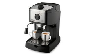 Best Semi-Automatic Espresso Machine De'Longhi EC155 15 BAR Pump Espresso