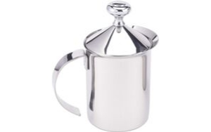 HIC Milk Creamer Frother Stainless Steel