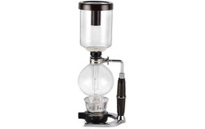 Kendal Glass Tabletop Siphon
