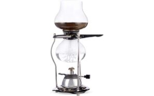 Yama Glass 5-Cup Coffee Siphon (Butane Burner)