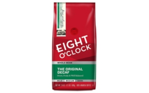 Best Decaf Coffee Beans Eight O'Clock Whole Bean Coffee