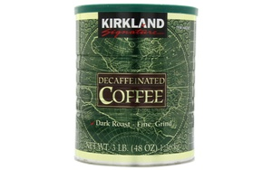 Kirkland Signature Decaf Arabica Coffee