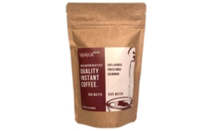 Waka Coffee Quality Decaffeinated