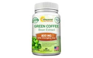 eSquared Green Coffee Bean Extract