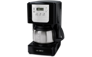 Mr. Coffee JWX9-RB 5-Cup Programmable
