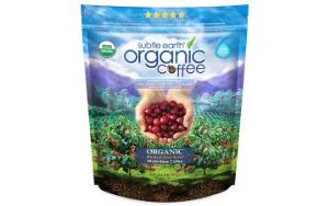 Subtle Earth Organic Whole Coffee beans