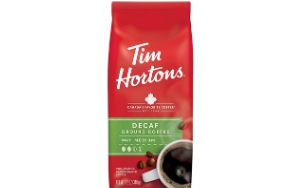 Tim Horton's Decafe Ground Coffee