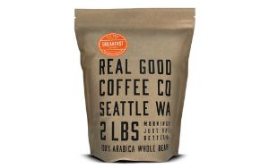 Real Good Coffee Co. Breakfast Blend Light Roast