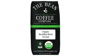 The Bean Coffee Company Organic Breakfast Blend, Light Roast