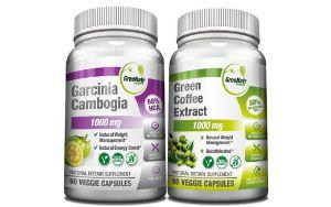 Garcinia Cambogia Green Coffee Extract
