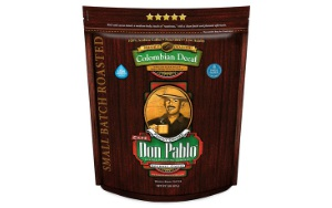 Don Pablo Colombian Decaf