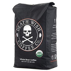 DEATH WISH COFFEE editor pick for french press coffee