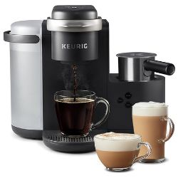 Keurig K-Cafe Coffee Maker editor pick