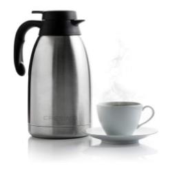 Cresimo 2L Thermal Coffee Carafe - Editor's Choice